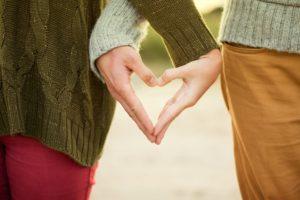 взаимоуважение, любовь