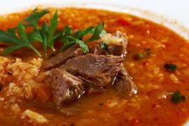 Приготовление домашнего супа Харчо по вкусным рецептам