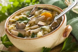 Приготовление грибного супа по лучшим рецептам