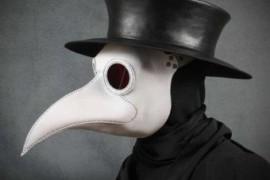 Маска чумного доктора своими руками, как сделать маску
