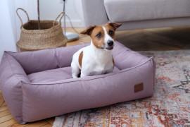Лежанка для собаки своими руками: варианты моделей, выкройки, раскроя и пошива