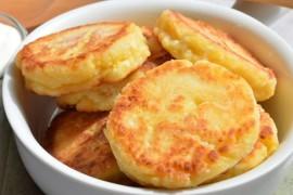 Особенности и рецепты приготовления сырников из творога