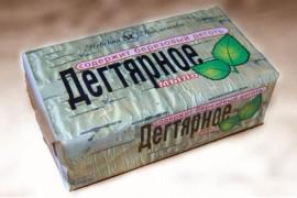 Чем полезно дегтярное мыло и его применение