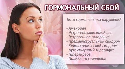 Типы нарушений